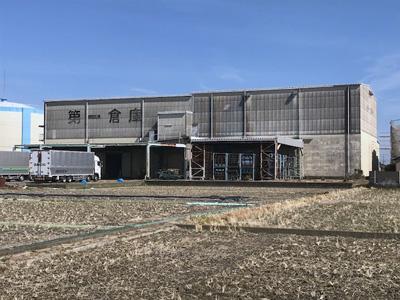 第一倉庫焼津営業所 中新田倉庫