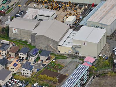 第一倉庫三島営業所